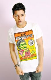 The Creeps Concert Print Tee
